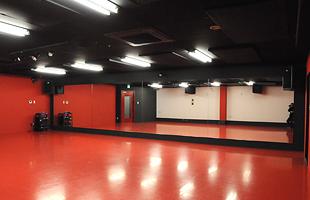 ダンススタジオ完備のイメージ